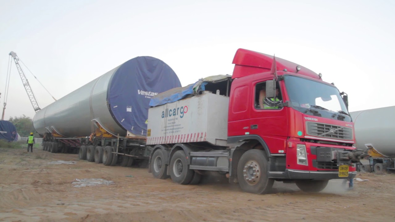 AllCargo Logistics Ltd, Avvashya Cci Logistics, NVOCC Nhava Sheva