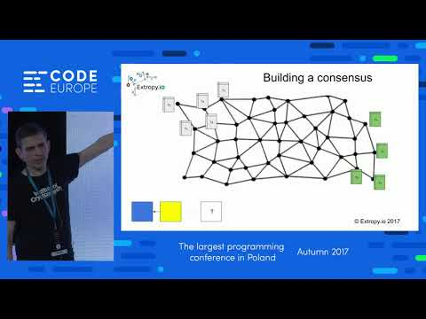 Introduction to Blockchain Technology - lecture by Laurence Kirk - Code Europe Autumn 2017