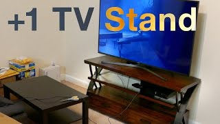 We Have a TV Stand • 12.14.16