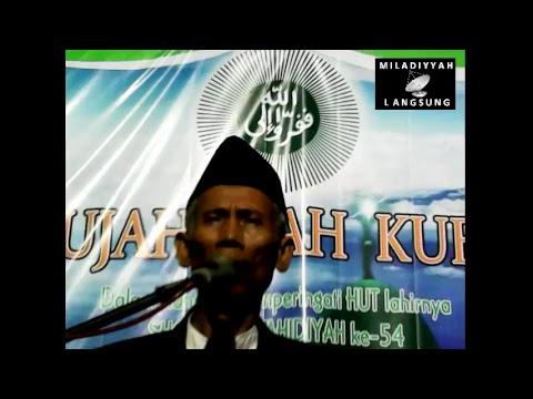 JAMAAH WAHIDIYAH PUSAT MILADIYYAH MUJAHADAH KUBRO SURO 2017 GEL PANITIA