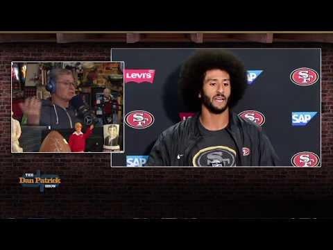 Dan Patrick Reacts to the Colin Kaepernick/NFL Settlement |  2/18/19