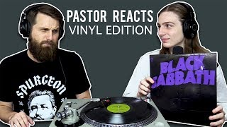 """Pastor Rob Reacts // Black Sabbath """"After Forever"""" on VINYL // Lyrical Analysis and Reaction Video"""