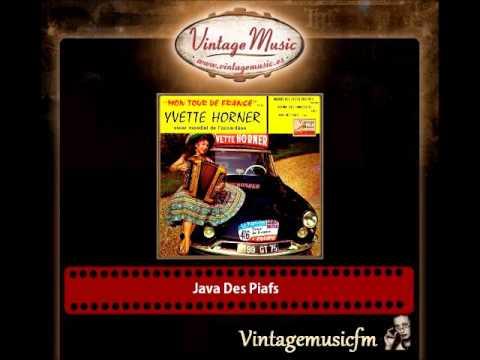 Yvette Horner  - Java Des Piafs