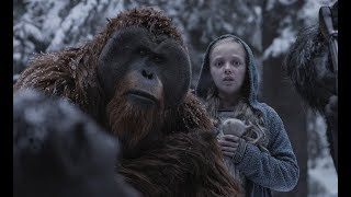 Планета обезьян: Война 2017 - Фрагмент фильма на русском