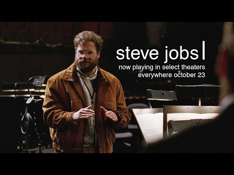 "Steve Jobs - Clip:  ""Woz Asks Steve What He Does"" (HD)"
