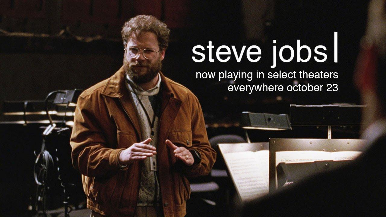 "Steve Jobs - Clip:  ""Woz Asks Steve What He Does"" (HD)"
