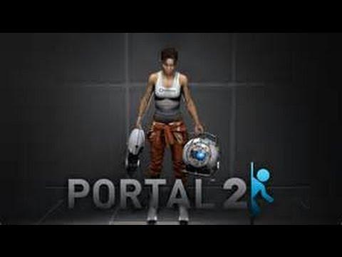 portal 2 (gameplay #1)