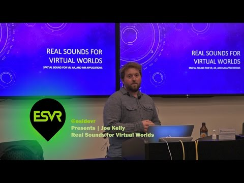 Real Sounds for Virtual Worlds | Joe Kelly