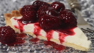 Blackberry Tart Recipe Demonstration - Joyofbaking.com