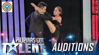 Pilipinas Got Talent Season 5 Auditions: Um Tagum Casteral Duo - Sultry Dance Duo thumbnail