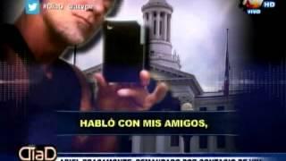 Ariel Bracamonte: Demandado por contagio de VIH
