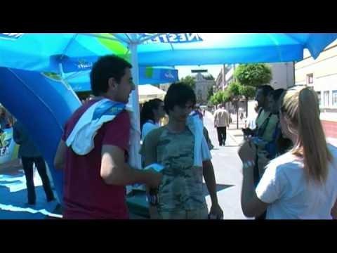 NESTEA, uživaj u svojoj kombinaciji! Bjelovar - 21.6.2011.