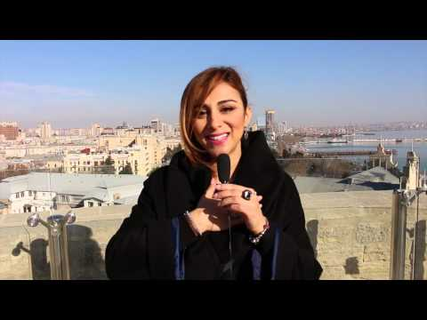 Old City Baku - Icheri Sheher Baku with Gunel Musavi
