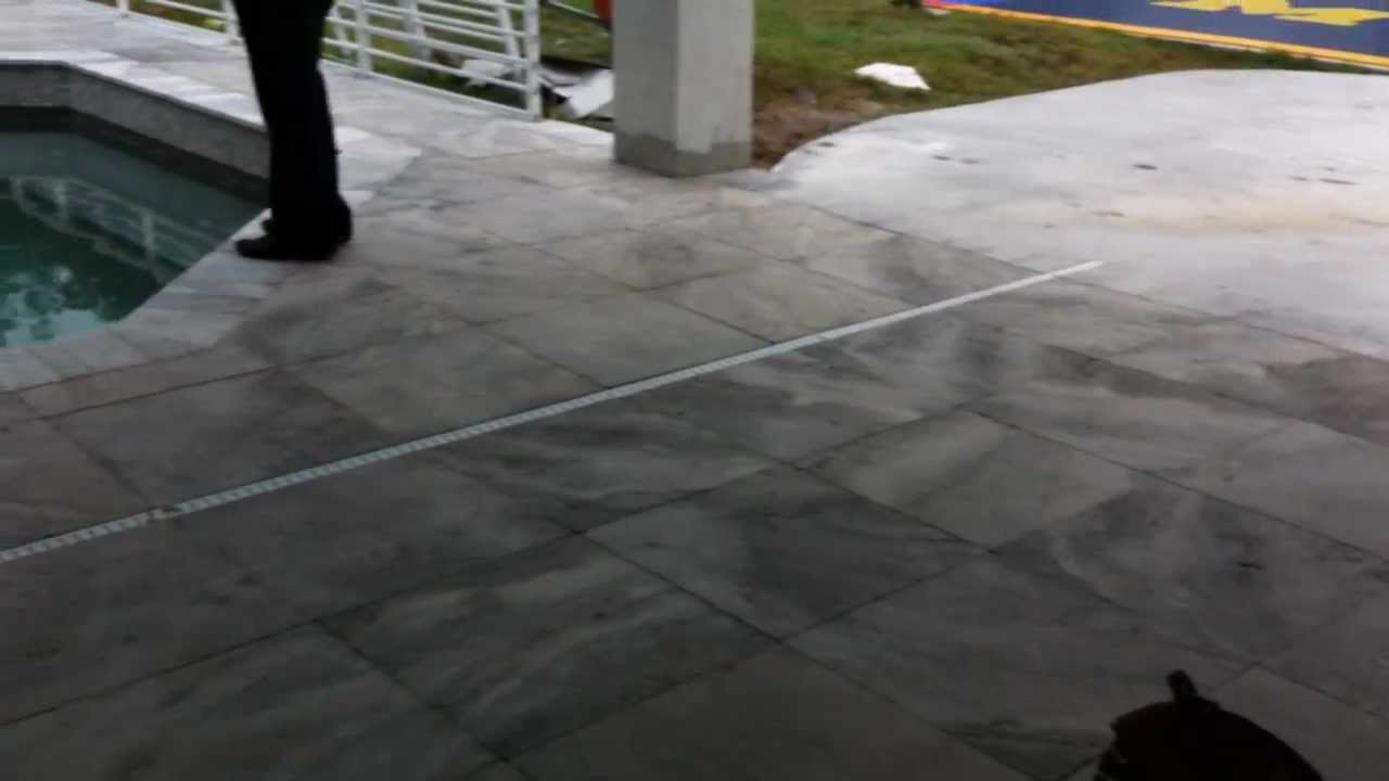 Call Today 727 678 4500 How To Lay Travertine Pavers Around The Pool Deck You