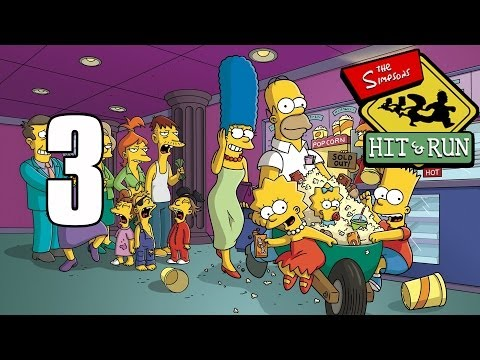 Los Simpson Hit and Run Parte 3 Nivel 3 (Misiones Lisa) Gameplay Español PS2/PC HD Let's Play
