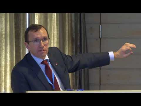25. Espen Barth Eide, Member of the Norwegian Parliament (Labour Party)