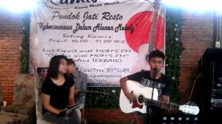Melly Goeslaw feat Ari Lasso - Apa Artinya Cinta  (Nur & Ade at Kamiskustik PJR Binjai)