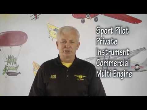 Where to get Pilot Training for Homebuilt Experimental Aircraft