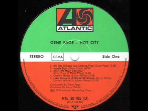 Gene Page - Close Encounters and Love Starts After