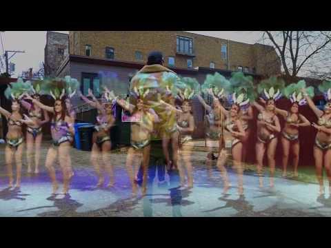 Urban Camouflage By Chicago contemporary artist Allen Vandever Part 2