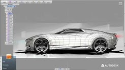 Autodesk - Car Design