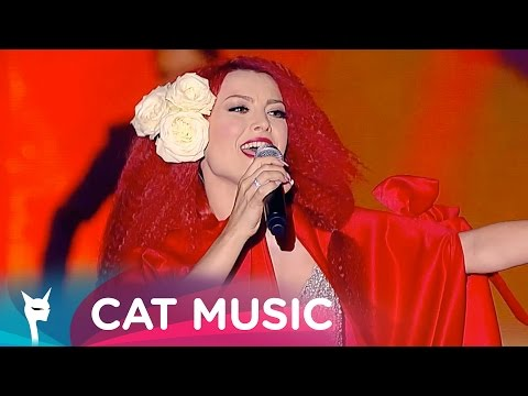 Elena Gheorghe Live @ Media Music Awards 2015