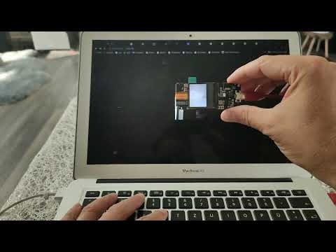 TTGO Camera Plus with open source firmware