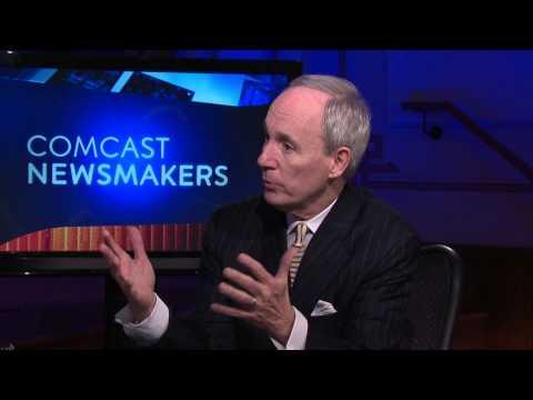 Tom Sullivan/President of the University of Vermont