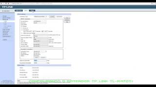 MONTEL - Configuração do roteador TP-LINK TL-R470T+ (2 Modem em um roteador)