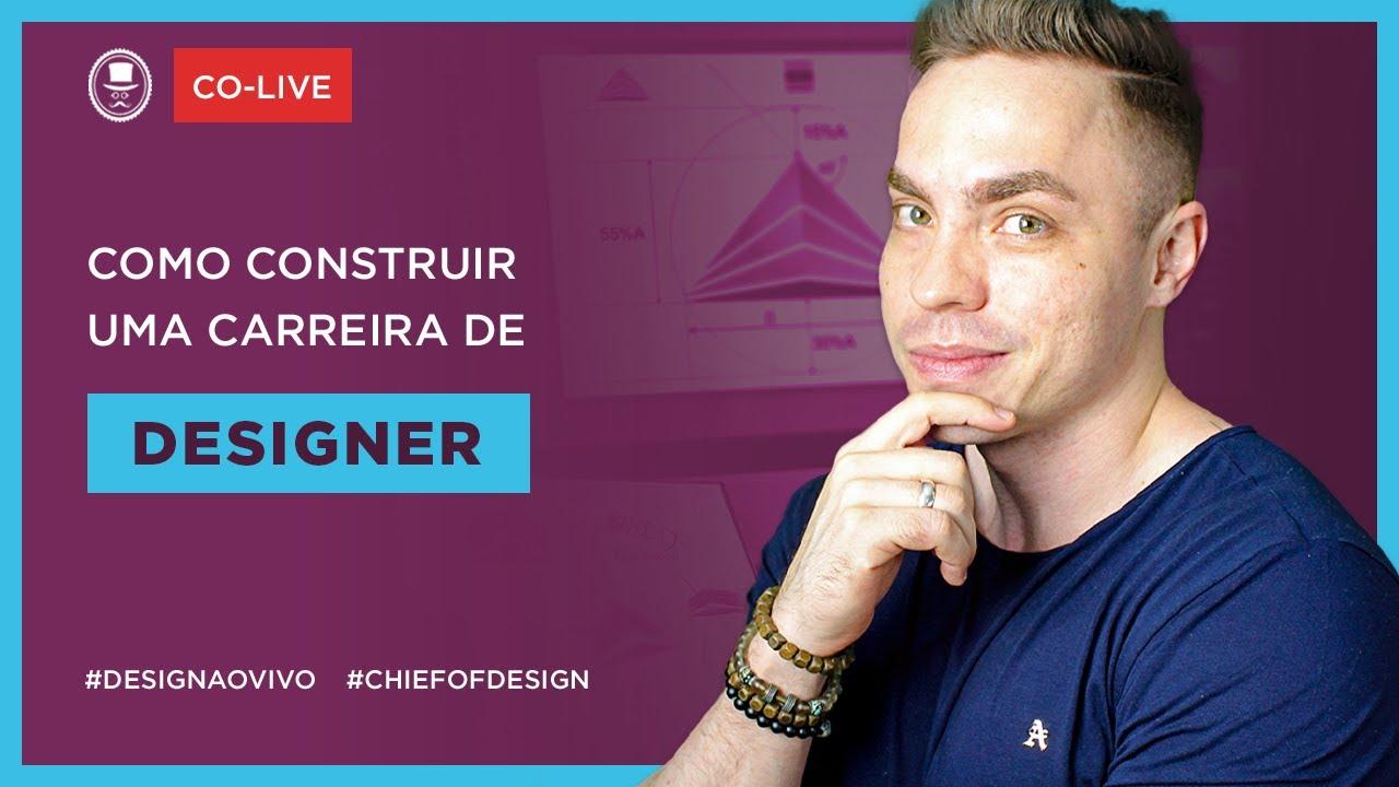Como construir uma carreira de designer?