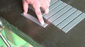 Точилка Garrissona с поворотным механизмом. Обзор и тест. - YouTube