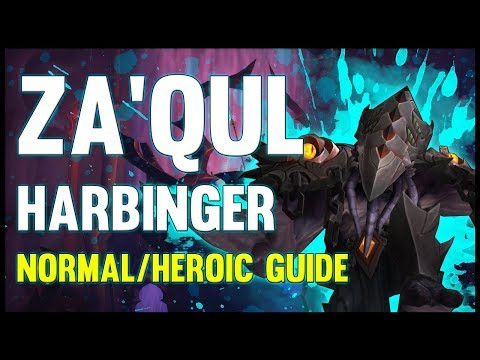 Za'qul Normal + Heroic Guide - FATBOSS