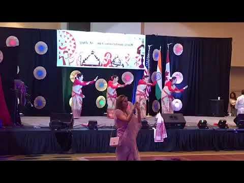 Texas Ladies Bihu - Assam Convention 2018, Washington DC
