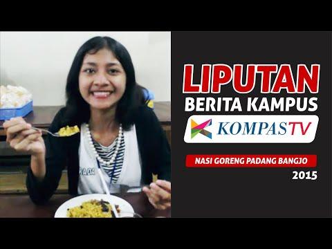 Nasi Goreng Padang Bangjo Hasanudin i8 Semarang masuk Kompas TV Jawa Tengah
