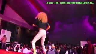 Oudy Premier Miss Guinée Benelux