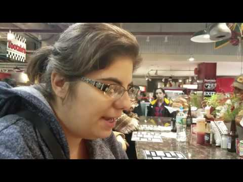 The Nerd Cat Network goes to Reading Terminal Market!