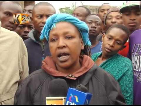 3 suspected thugs shot dead in Umoja Estate