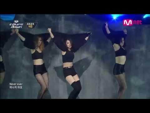 เพลงเกาหลีกับท่าเต้นที่ร้อนแรงที่สุดในต้นปี 2014 (JIYEON - NEVER EVER)