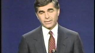 cnn s bernard shaw destroys michael dukakis in 1988 presidential debate