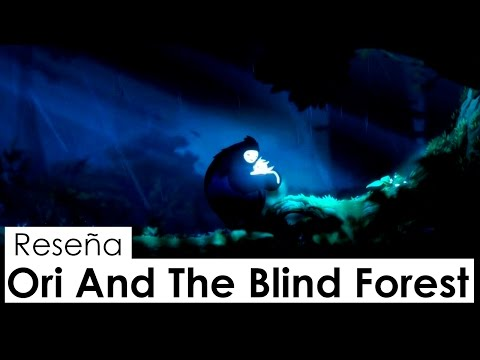 Reseña: Ori and the Blind Forest