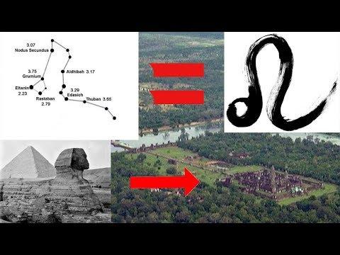 """Ancient Alignments with """"Leo"""" at Angkor Wat!?"""
