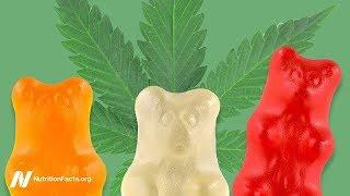 Je jídlo s marihuanou bezpečné?