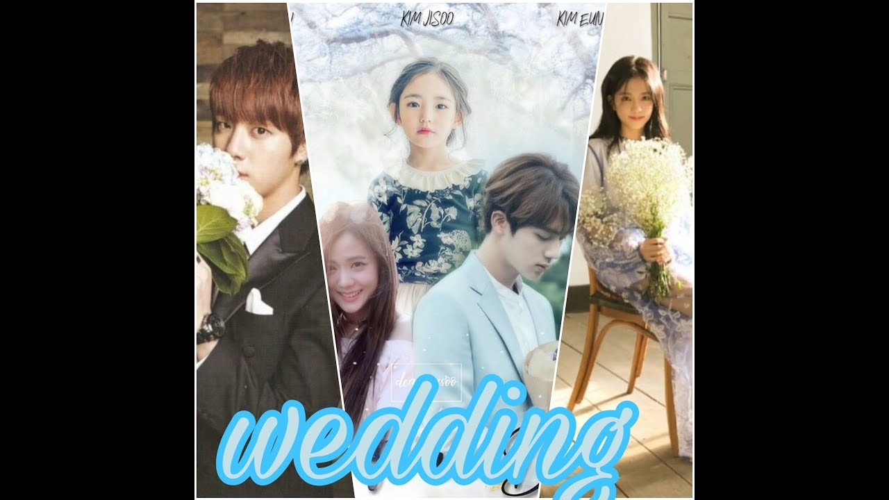 Jinsoo💙 Jin (bts) & Jisoo (blackpink) • wedding - YouTube
