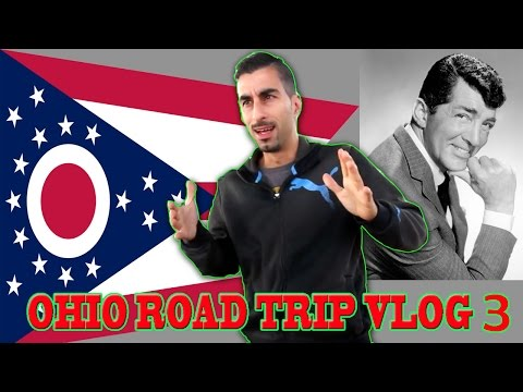 OHIO ROAD TRIP! - VLOG Part 3 - SONY A7S LOW LIGHT