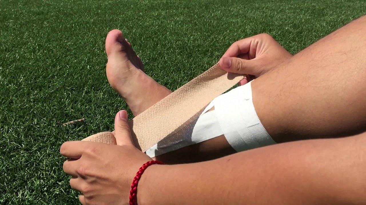 Cách phòng tránh lật cổ chân trong thể thao