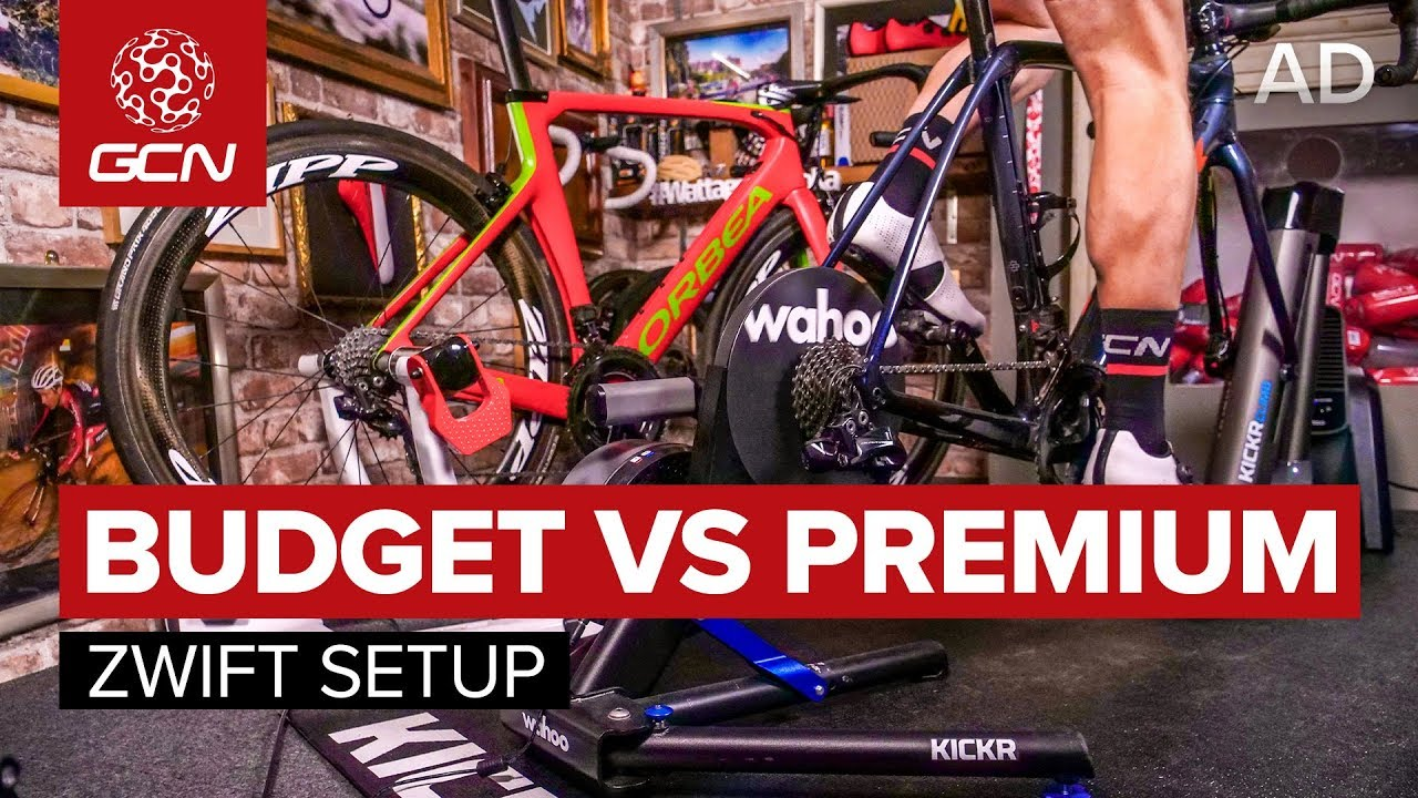 Budget Zwift Setup Vs Premium | What Is The Difference?