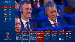 FIFA WM 2018 Auslosung ⚽️