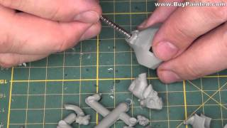 How to magnetize miniatures? Wąrhammer 40k | BuyPainted