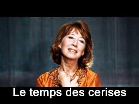 Le temps des cerises :  Cora Vaucaire..