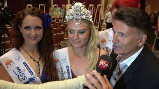 Miss Mermaid International 2017  TV Interview with CEO William Balser